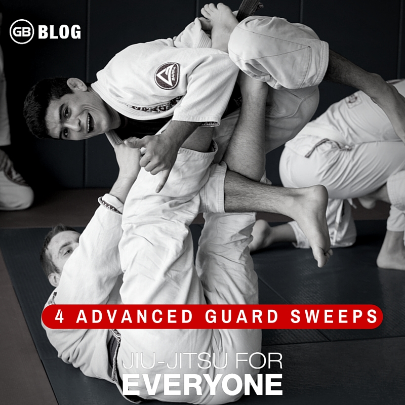 4 Advanced Guard Sweeps