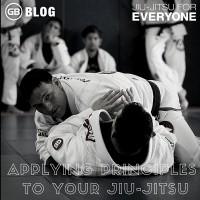 Applying Principles To Your Jiu-jitsu