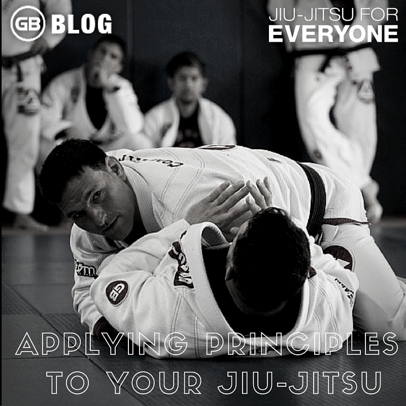 Applying Principles To Your Jiu-jitsu