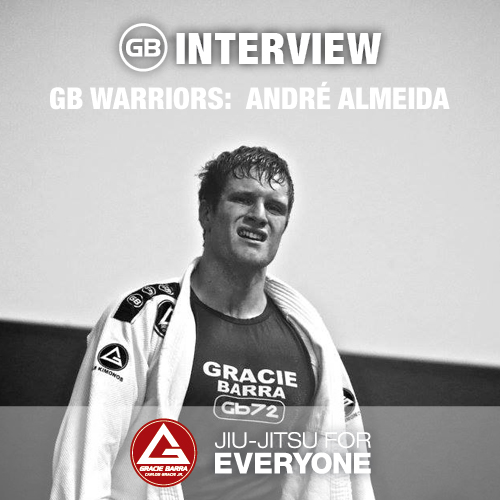 GB Warriors andré Almeida