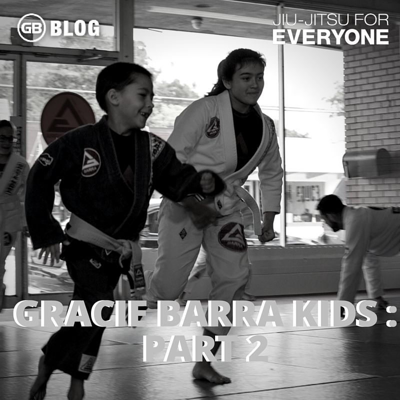 Gracie Barra Kids _ Part 2