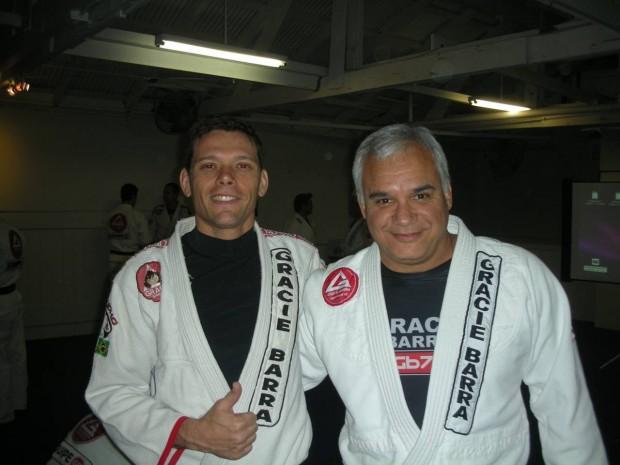 Professor Max and Professor Marcio Simas