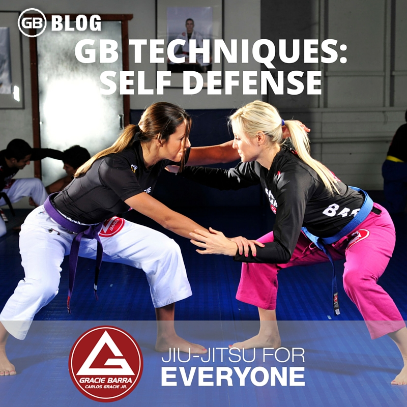 5 TECHNIQUES DEMONSTRATED BY GRACIE BARRA BLACK BELTS
