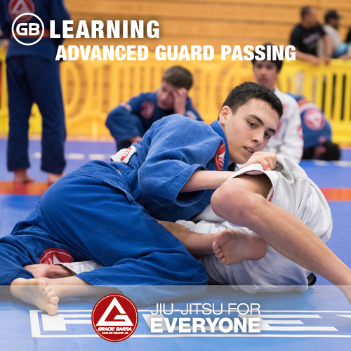 Advanced Guard Passing