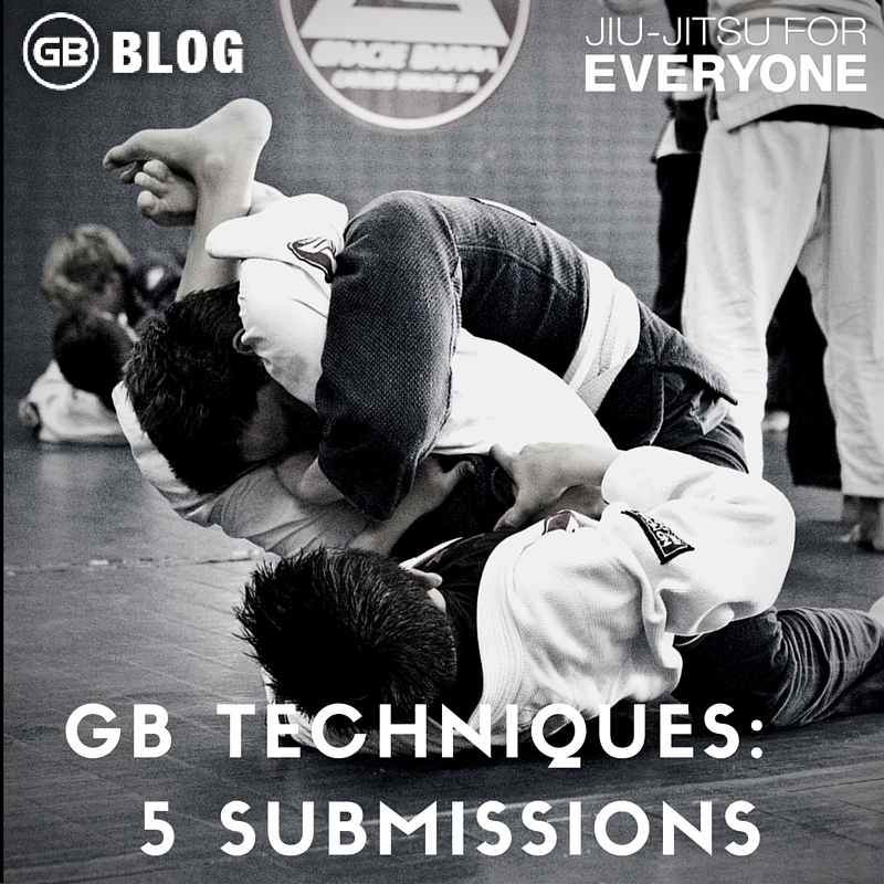 GB Techniques_ 5 Submissions