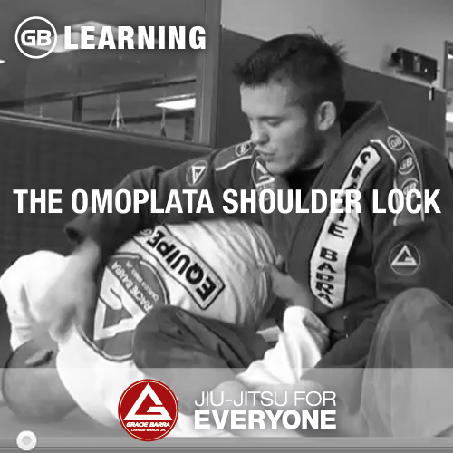 The Omoplata Shoulder Lock