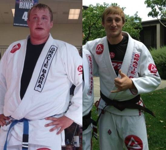 Jiu Jitsu Body Transformation