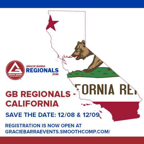 GB Regionals California – Dec 8th-9th
