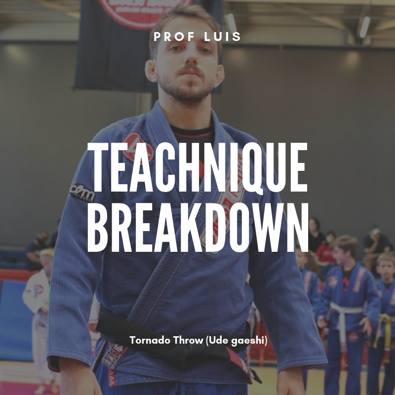GB Technique Breakdown – Tornado Throw (Ude Gaeshi)