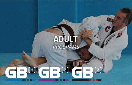 Gracie Barra Kirkland Adult Programs