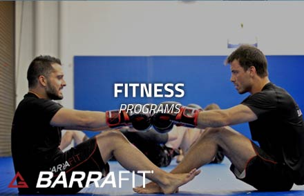 Gracie Barra Irvine Fitness Programs