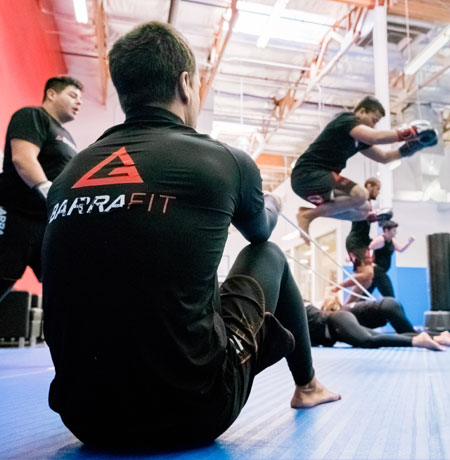 Gracie Barra Southlake Fitness Programs