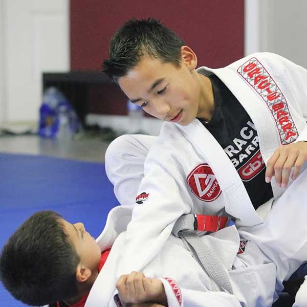 Gracie Barra Corona Kids & Teens Programs