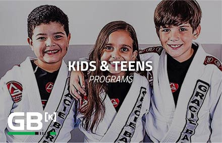 Gracie Barra Irvine Kids Programs