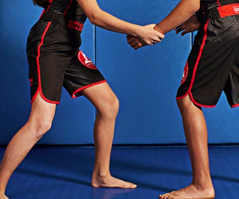 Gracie Barra Shorts