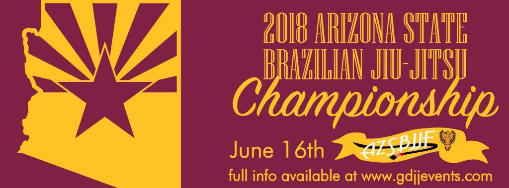 Arizona State Brazilian Jiu Jitsu Competition