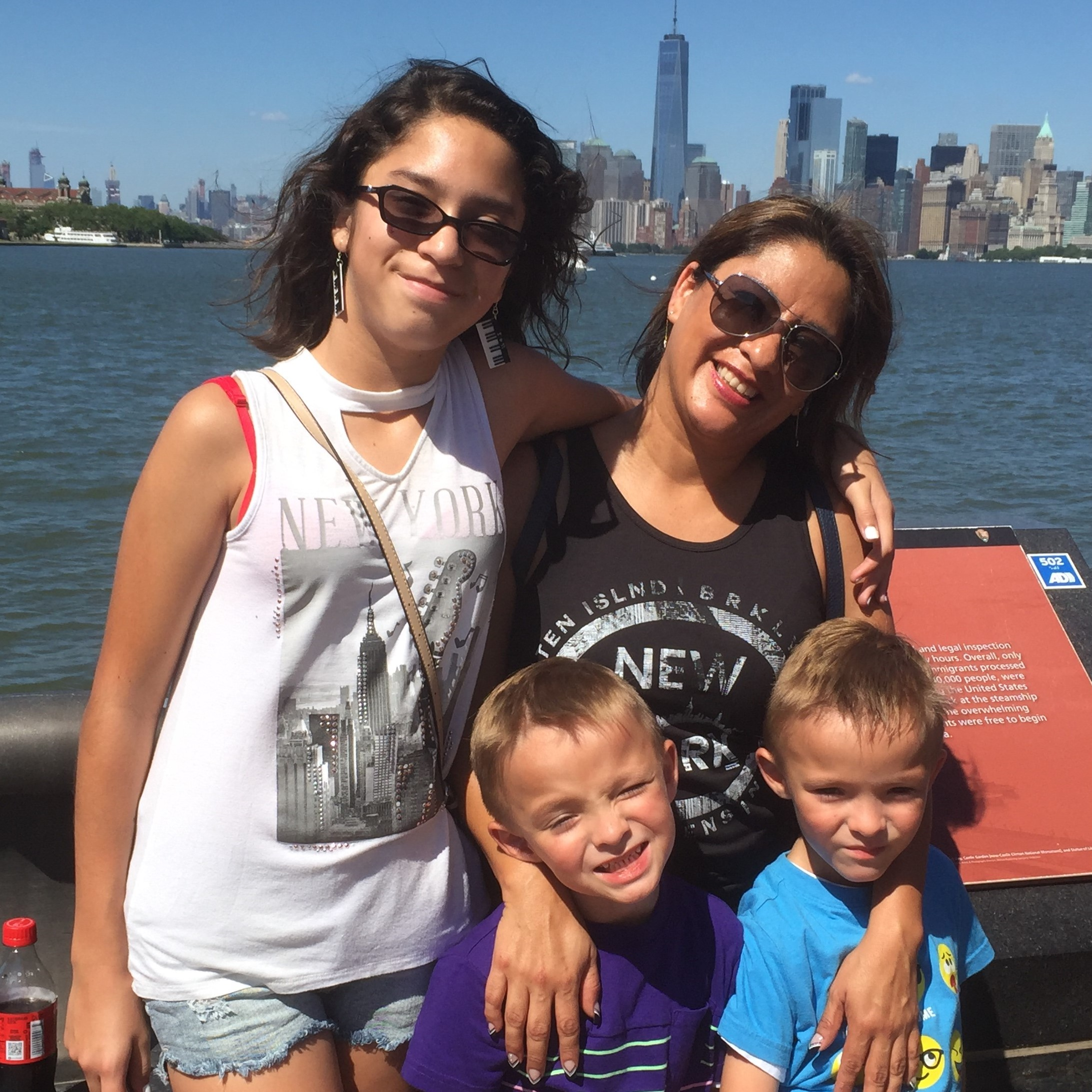 August Featured Student – Irma M. & Family