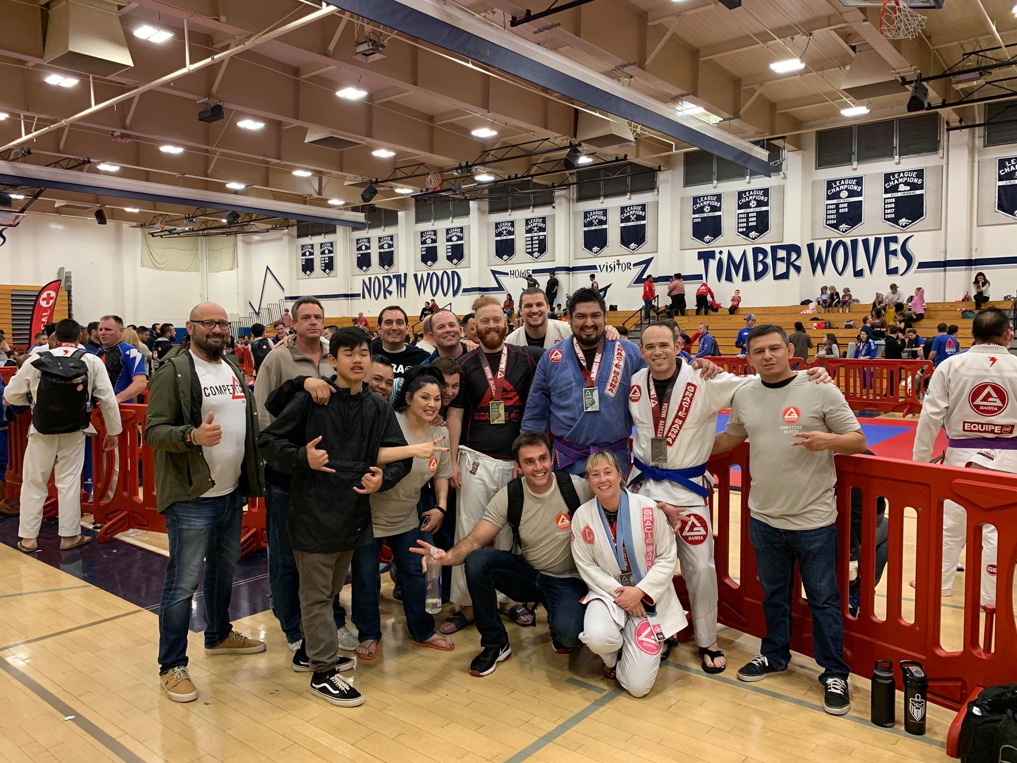 2019 Irvine Winter Cup Tournament