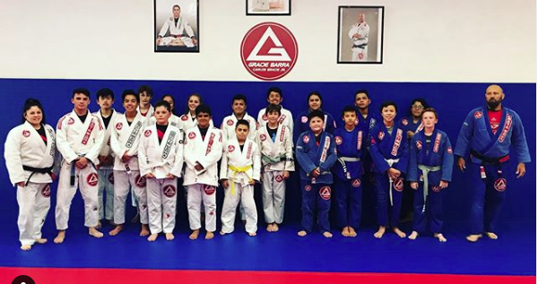 GB Escondido Teens Class 5/7/19