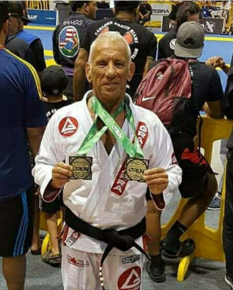 1. Professor Igor Andrade,