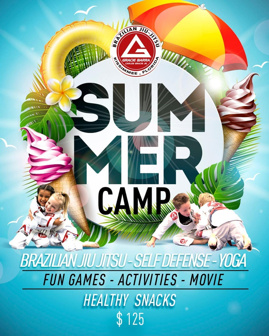 GB KISSIMMEE SUMMER CAMP 2021