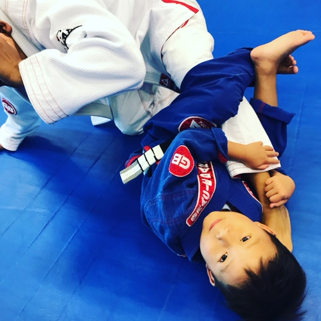 Gracie Barra Lakeway Kids: The Tiny Champs Program