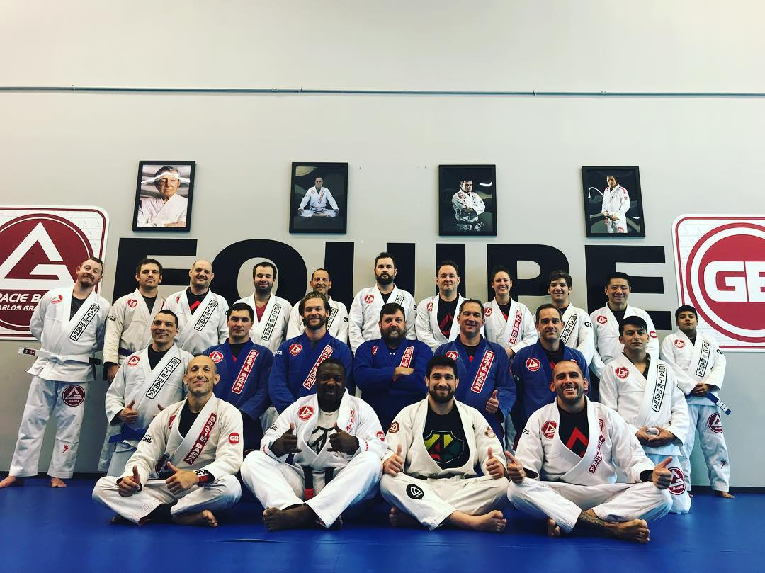 Adults Fundamentals Jiu-jitsu at Gracie Barra Lakeway