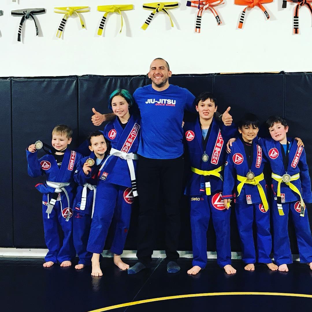 My Thoughts: Jiu-jitsu and Competition for Kids