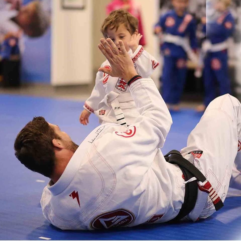 Here's How Brazilian Jiu-Jitsu Helps Kids with Bullying