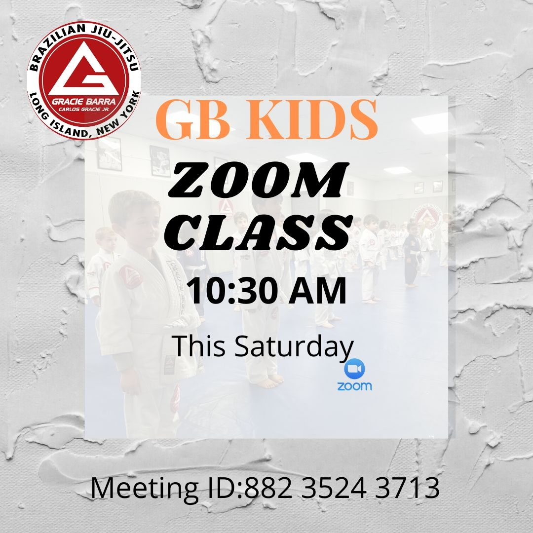 GB KIDS Virtual Class