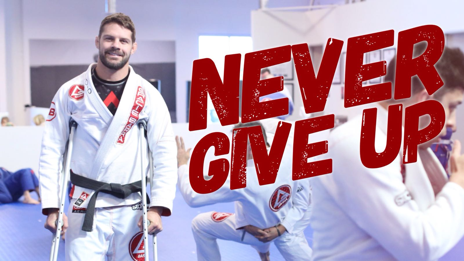 New Video: Never Give Up