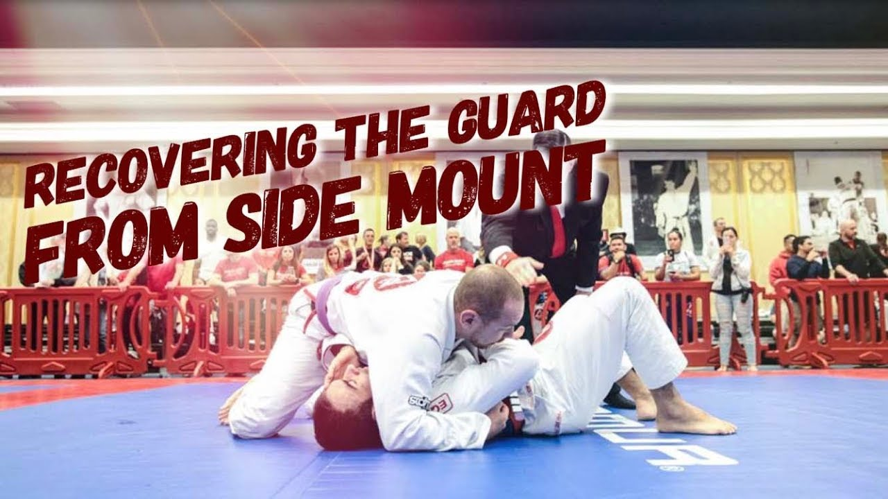 New Video:  Recovering The Guard From Side Mount