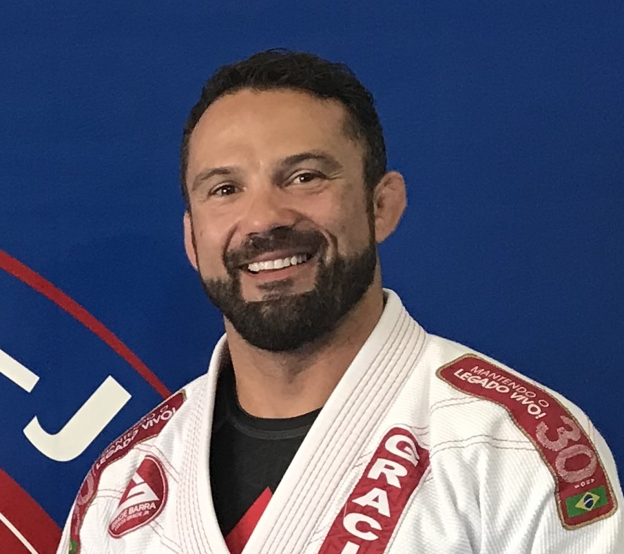 Prof. Felipe Guedes – 2nd Degree Black Belt,