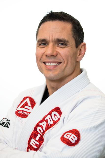 Professor Marcos Barros – 4th Degree Black Belt,