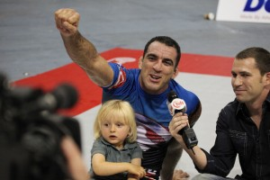 GB Birmingham's Braulio Estima is the 2011 ADCC superfight champion! (Photo by Daren Bartlett/GRACIEMAG)