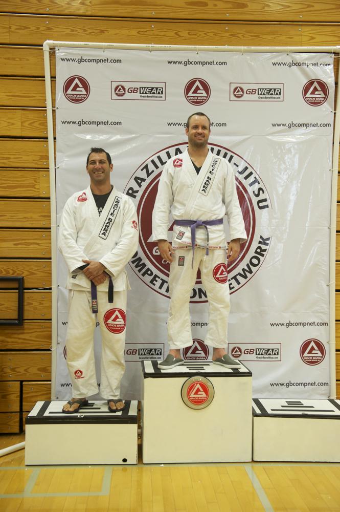 Ryan Mikita(GB Encinitas) won Purple Belt Heavy Weight last year