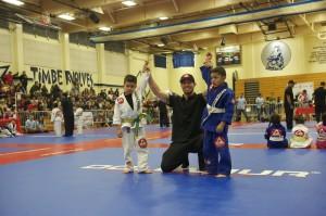 Great Jiu-Jitsu action at GB Compnet 13