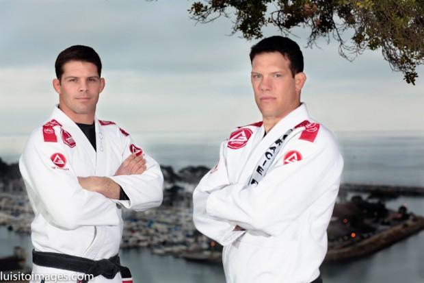"""""""Almeida Brothers at a Jiu-Jitsu talkshow online"""""""