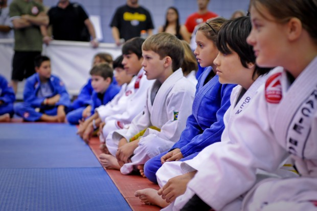 Gracie Barra Anti-Bullying