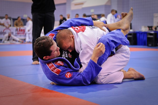 Gracie Barra Competition