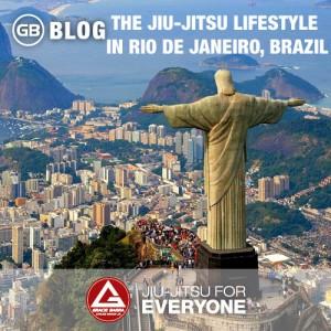 The Jiu-Jitsu Lifestyle in Rio de Janeiro Brazil