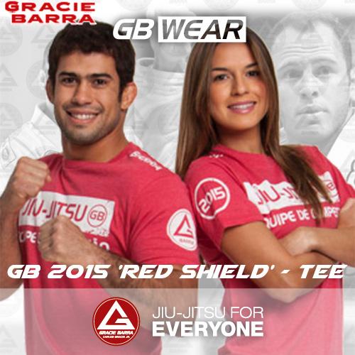 GB 2015 'Red Shield' - Tee