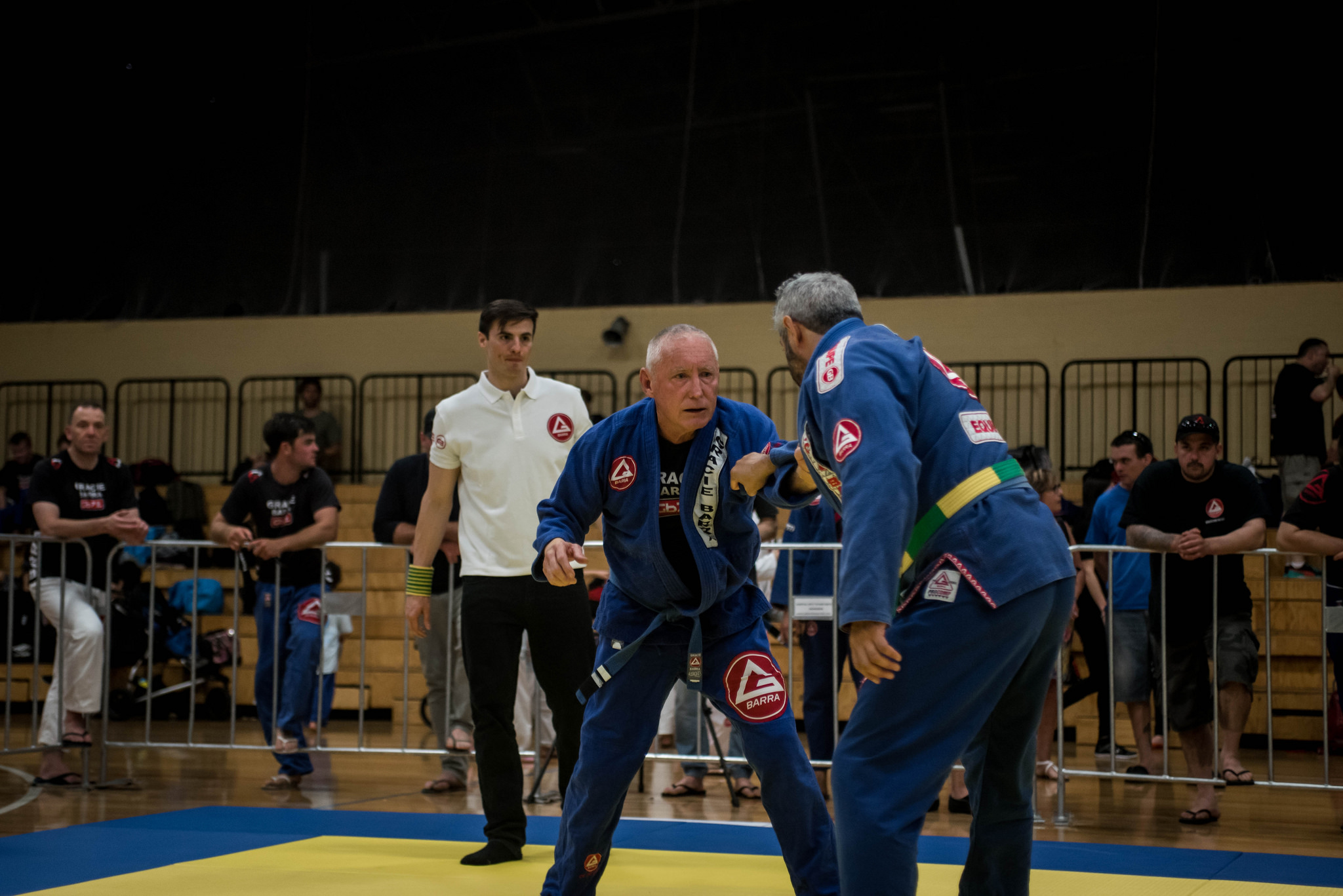 Bjj For The Over 40 Student   Gracie Barra