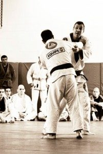 Gracie Barra is founded